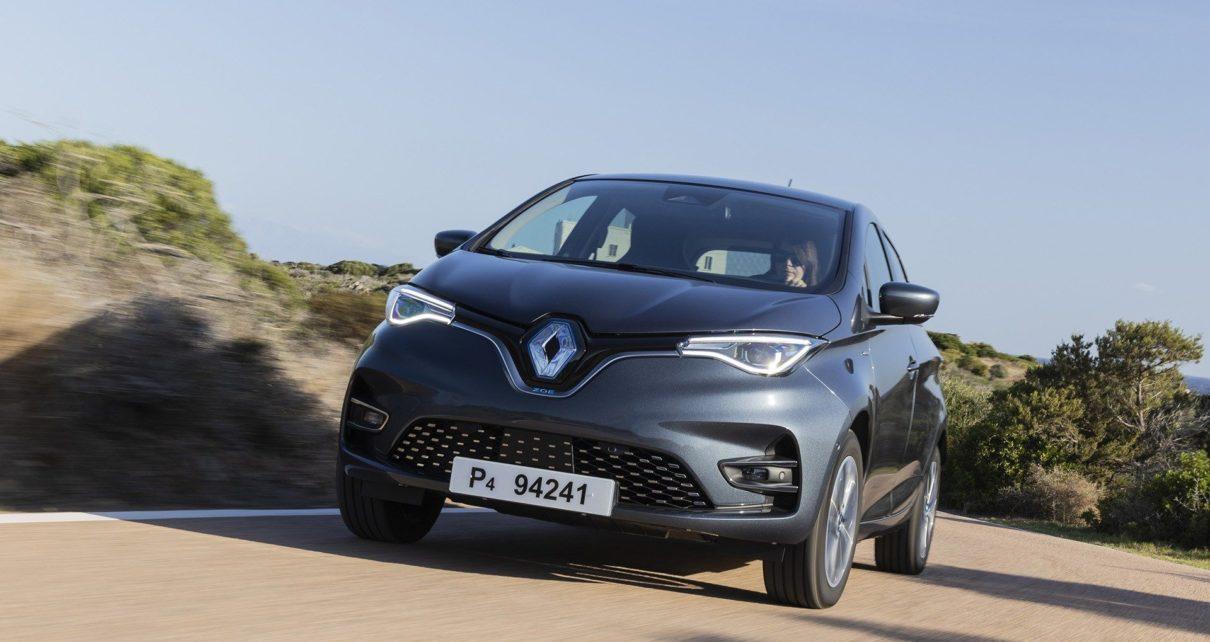Les 10 voitures électriques les plus vendues en juillet