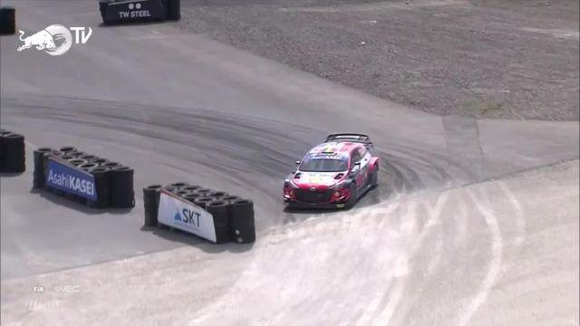 Thierry Neuville relance sa saison en s'imposant sur le Rallye d'Ypres