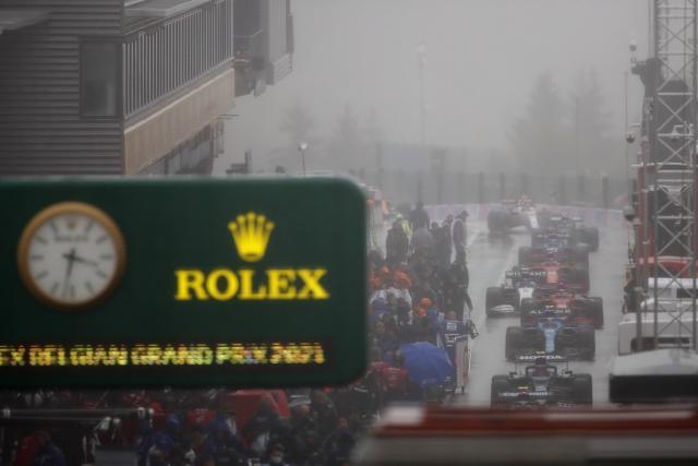Le GP de Belgique va-t-il pouvoir se disputer ?