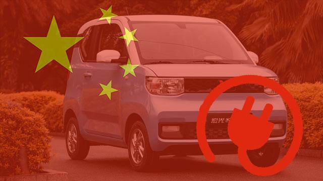 Bilan août 2021 : Chine, hybrides et électriques