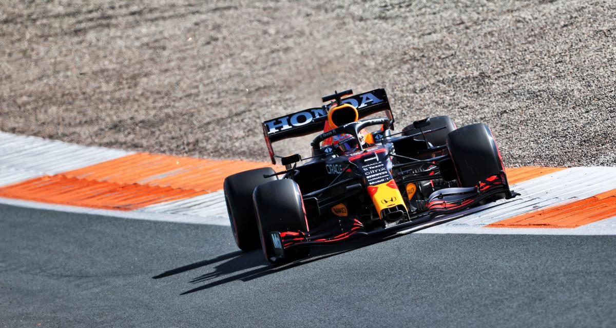 Grand Prix des Pays-Bas de F1 : la grille de départ