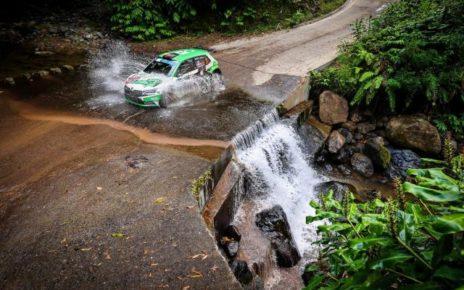 Andreas Mikkelsen gagne son duel contre Dani Sordo au Rallye des Açores