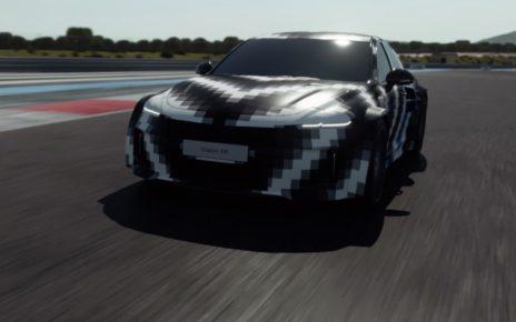 Coupé Hyundai Vision FK : l'hydrogène se met au sport