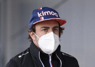 Fernando Alonso(6e du Grand Prix de Russie) : «Nous avons été malchanceux»