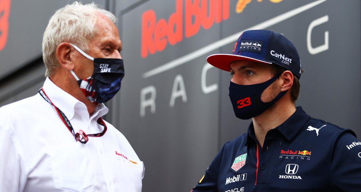 """Helmut Marko (Red Bull) : """"Mercedes a voulu faire croire que le pauvre Hamilton était soudainement blessé"""""""