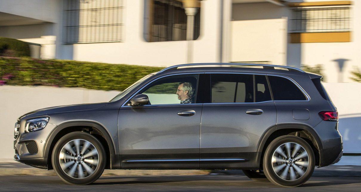 Mercedes GLB 220d : on a roulé 2 000 km au volant du SUV, notre avis