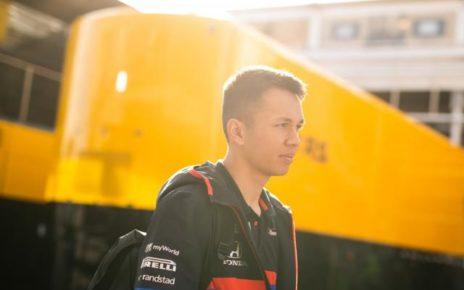Red Bull dispose d'une option sur Alex Albon pour 2023