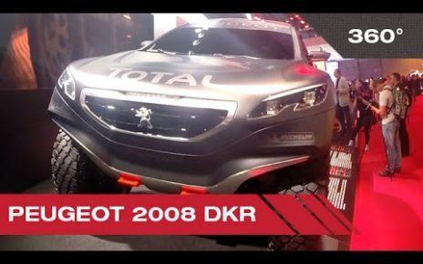 360° - Peugeot 2008 DKR - Mondial de l'Automobile 2014