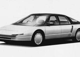 Concepts oubliés : Toyota FXV (1985)