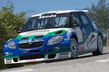 ERC - Jänner Rallye : Victoire pour Kopecky