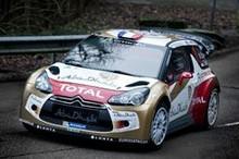 WRC - Monte-Carlo : Début d'une nouvelle ère pour Citroën
