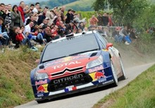 WRC - Sébastien Loeb espère briller au rallye Monte Carlo