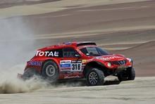 Dakar - Etape 12 : Impitoyable Atacama !