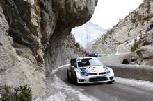WRC - Monte-Carlo : Débuts réussis pour Volkswagen !
