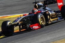 F1 - Barcelone : Grosjean toujours aussi rapide