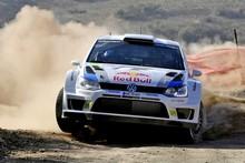 WRC - Mexique, étape 1 : Ogier devant presque toute la journée