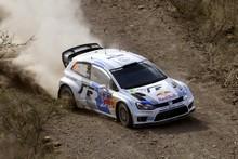 WRC - Mexique, étape 2 : Ogier évite les embrouilles et reste en tête