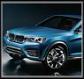 BMW dévoile son SUV X4, prévu pour 2014