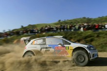 WRC - Portugal : Ogier se paye un beau triplé