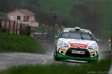 Rallye - Belle perf de Dubert au Charbo !