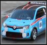 Renault TwinRun, la nouvelle Twingo aux airs de R5 Turbo