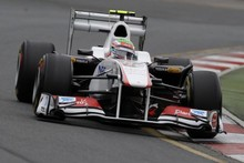 F1 - L'écurie Sauber reste positive pour la suite de la saison
