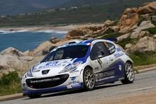 ERC - Leandri fait un bon Tour de Corse