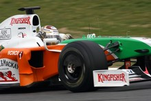 F1 - Une erreur stratégique qui coûte cher à Paul di Resta
