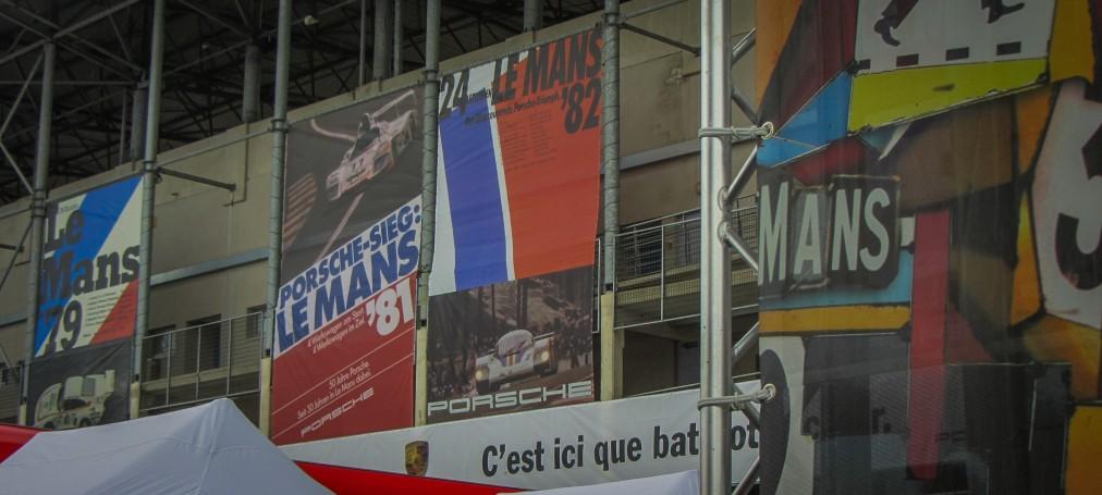 Les essais au Mans avec OAK Racing