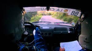 Rallye de la crau ES 4 Marchand/Andrau Pas de note a la fin sur 4 kms !!!!