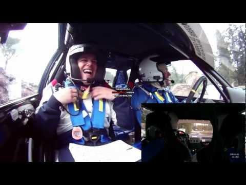 Rallye Draguignan-Verdon 2013 ES02 Andrau-Marchand