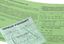 Une assurance auto pour quoi faire ?