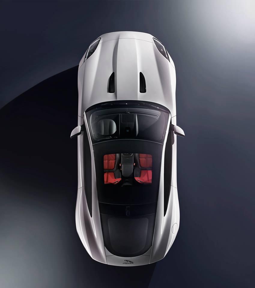 Jaguar F-Type Coupé – RDV le 19 novembre !