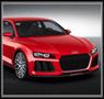 Audi décline sa Sport Quattro en Laserlight Concept