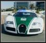 Dubai : la police patrouille aussi en Bugatti Veyron