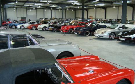 Le boom de l'automobile de collection