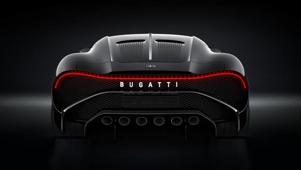 bugatti pr sente la voiture noire l automobile neuve la plus ch re du monde sur. Black Bedroom Furniture Sets. Home Design Ideas