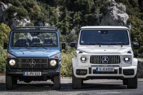 Le Mercedes Classe G : légende du 4x4