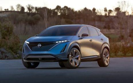 Nissan Ariya : un inédit SUV électrique en approche