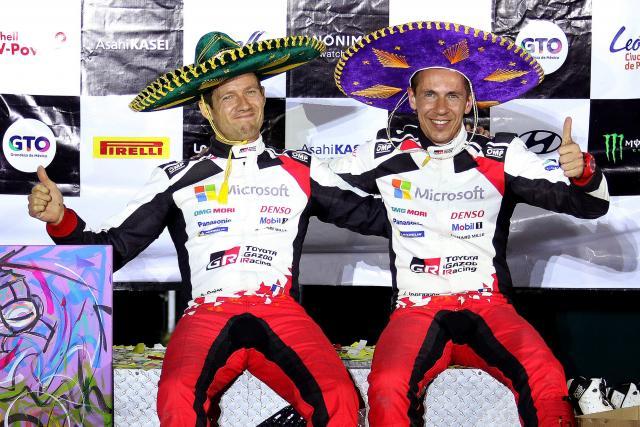 WRC : pilote et copilote vont échanger leur place lors d'une spéciale - Rallye - WRC