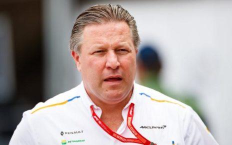 F1 - Zak Brown (patron de McLaren): «Ferrari vit dans le déni» - F1 - Coronavirus