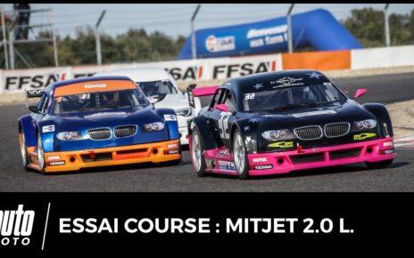 Essai course Mitjet 2.0 : formule gagnante !