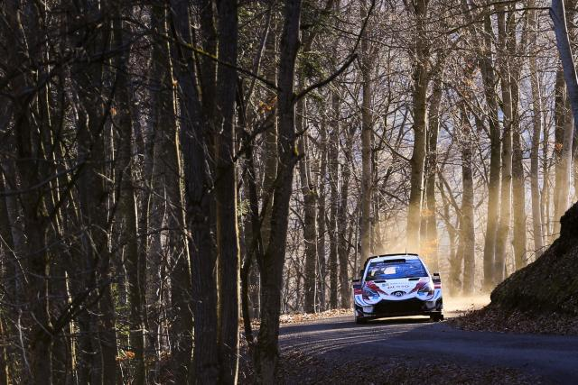 Coronavirus: le Rallye WRC du Portugal annulé - Rallye - WRC