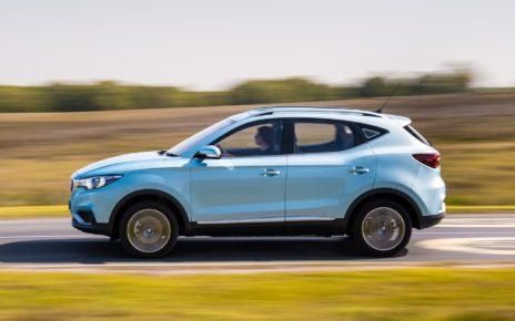 Le SUV électrique MG ZS à partir de 29 990 € hors bonus