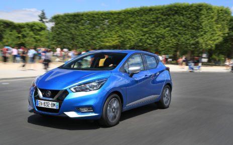Photos des modèles de voitures Nissan qui risquent de quitter l'Europe