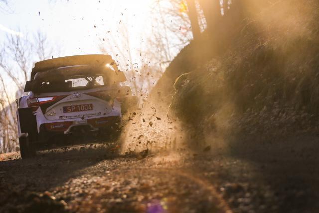 WRC : cinq Toyota Yaris au Rallye de Finlande - Rallye - WRC - Finlande