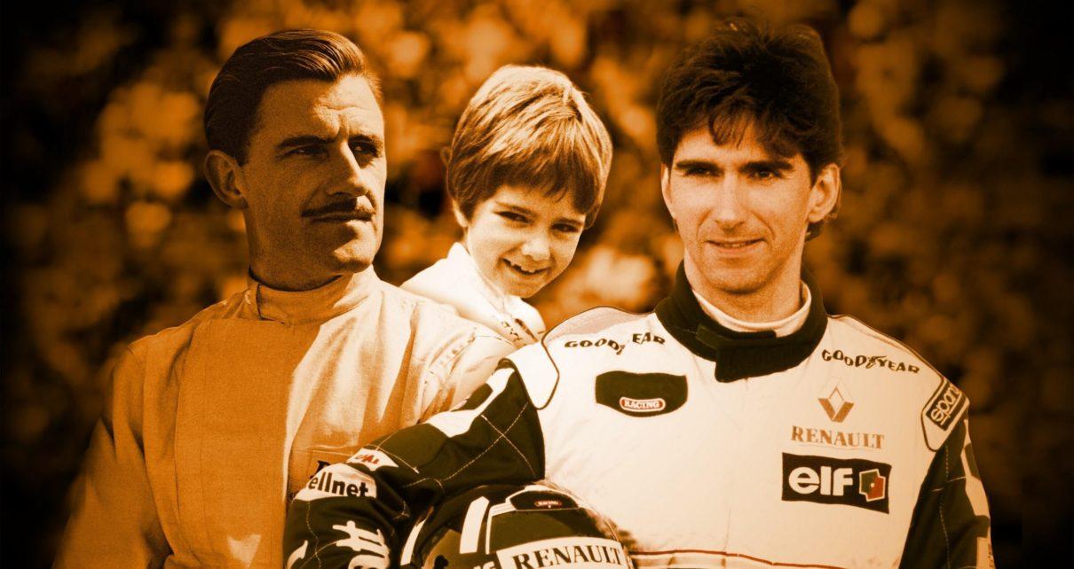 Damon Hill, l'anti-fils à papa - Les grands récits 2018 - Formule 1