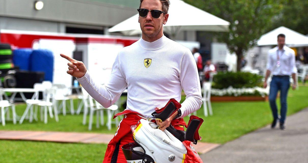Formule 1 : Sebastian Vettel quittera Ferrari à la fin de l'année