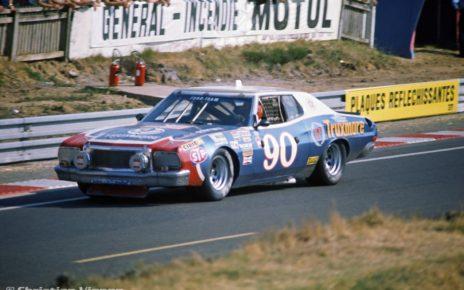 Le jour où des voitures de Nascar ont participé aux 24 Heures du Mans !