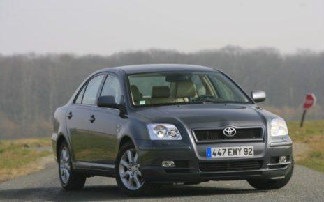 Toyota rappelle plus de 80 000 voitures en France